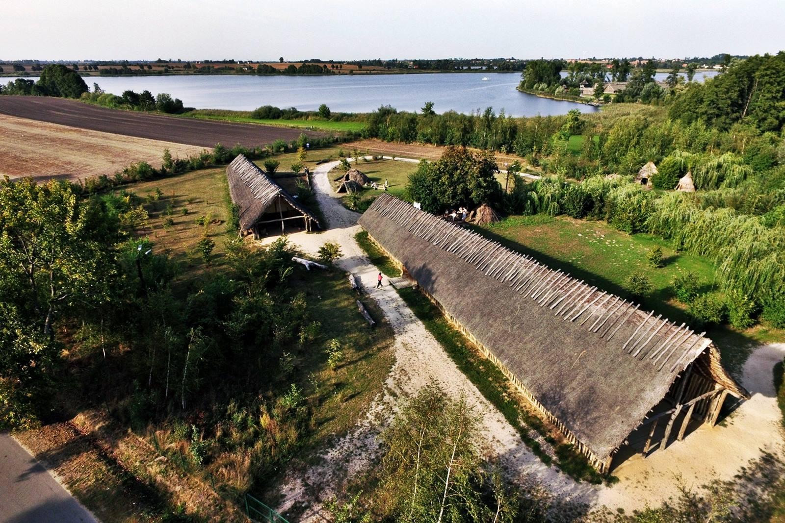 Rezerwat archeologiczny – Muzeum Archeologiczne w Biskupinie